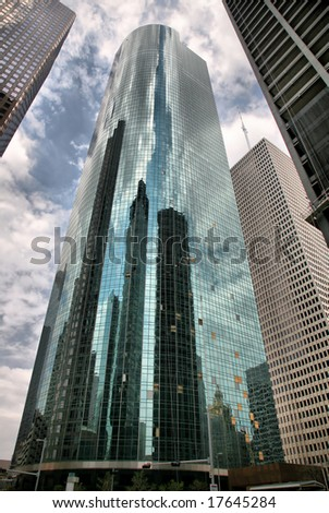 Editorial Use Only: Emperor of Skyscrapers (Release Information: Editorial Use Only. Use of this image in advertising or for promotional purposes is prohibited.) - stock photo