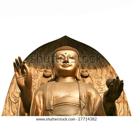 Editorial Use Only: Grand Buddha - stock photo
