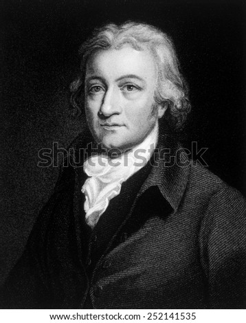 Edmund Cartwright (1743-1823) - stock photo