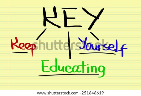 Education Concept - stock photo
