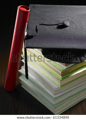 education concept of the graduation
