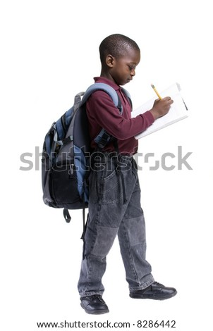 Education is the key you our youth's future. Educate, childhood, youth, success. - stock photo