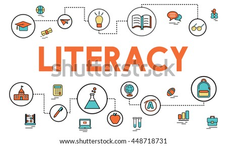 Education Learning Academic School Study Concept - stock photo
