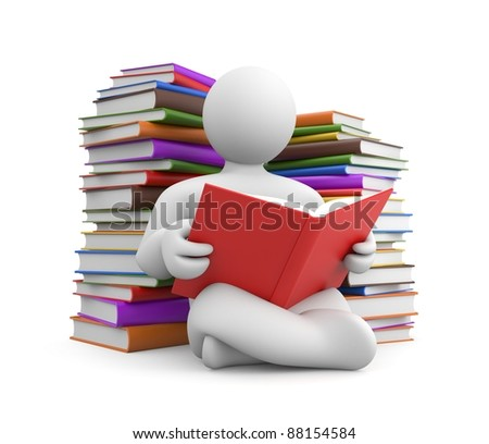 Education metaphor. Image contain clipping path - stock photo