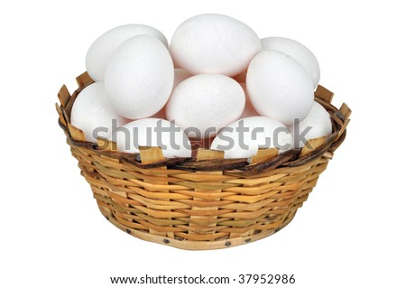 eggs in one basket.