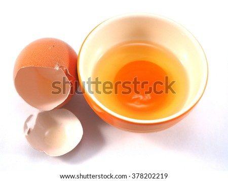eggs isolate