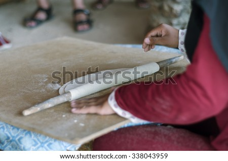 Egypt, Bread, Cooking, Africa, Food