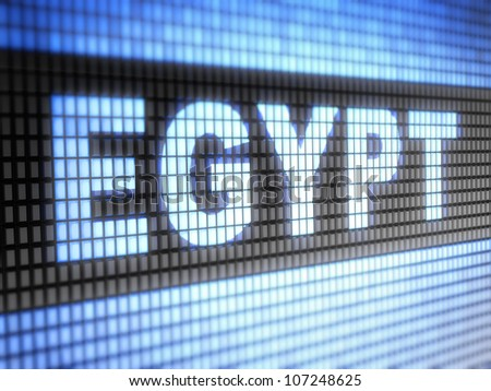Egypt.  Full collection of icons like that is in my portfolio