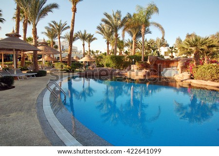 Egypt resort in Sharm el Sheikh