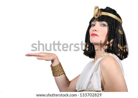 Egyptian - stock photo