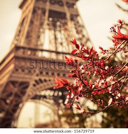Eiffel - stock photo