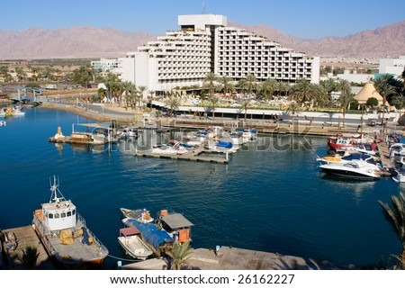 Eilat is Israel's southernmost city, a busy port as well as a popular resort, located at the northern tip of the Red Sea, on the Gulf of Eilat.