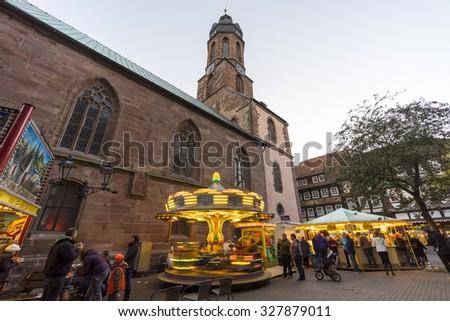 video deutsch Einbeck(Lower Saxony)