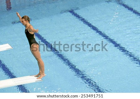 High Diving Board Stock Images Royalty Free Images Vectors Shutterstock