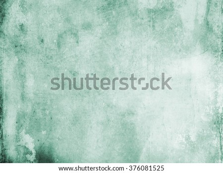 Elaborate detail contrasted with granular filters of vintage paper texture for natural or artisan backgrounds - stock photo