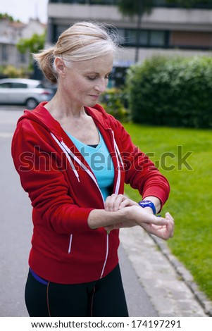 Elderly Person'S Pulse
