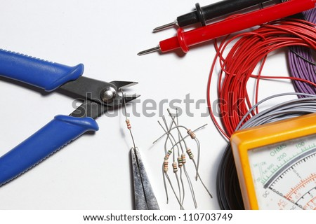 electric - stock photo