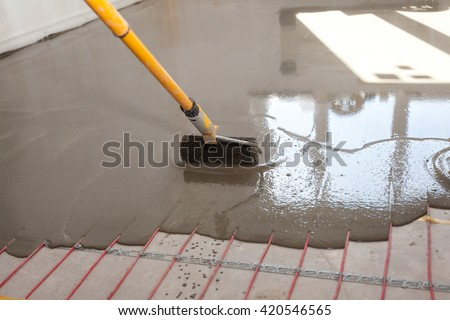 Radiant heat stock images royalty free images vectors for Electric heating system for house