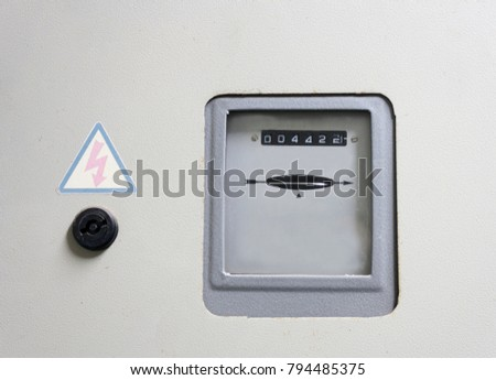 Electric gauge industry