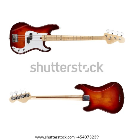 electric guitar isolated stock images royalty free images vectors shutterstock. Black Bedroom Furniture Sets. Home Design Ideas
