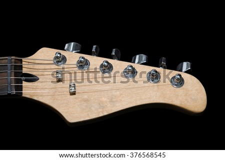 guitar headstock stock images royalty free images vectors shutterstock. Black Bedroom Furniture Sets. Home Design Ideas