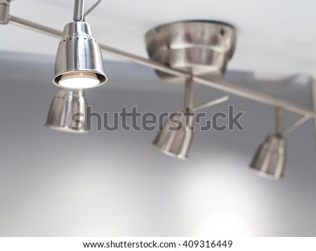 Electric Lamp, Hanging, Chandelier, Ceiling