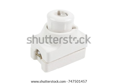 electrical cutout cartridge ceramic fuse holder stock photo safe to rh shutterstock com safety switch fuse box fuse box safety issues