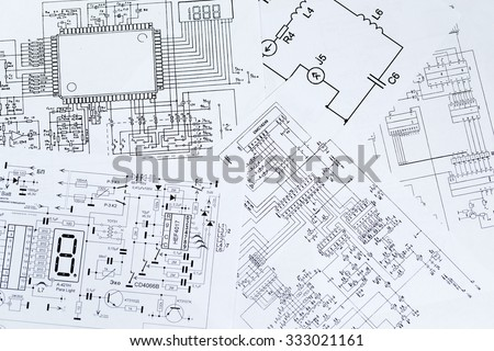 Electric circuit diagram stock images, royalty free images on schematic electrical diagram Motor Schematic Diagrams schematic diagram symbols