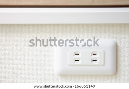 Electrical Outlet on the Wall