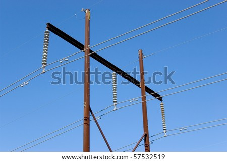 Electrical pole detail
