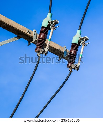 electrical power equipment, High voltage fuse