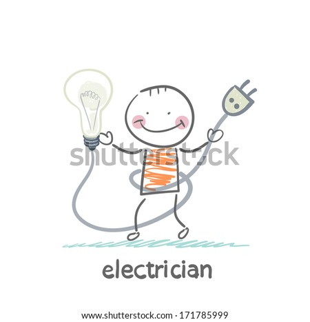 Electrician man besides Automotive Electronic Symbols additionally The Fuse Box History Time additionally Plumbing Ex le Diagram Isomactric additionally Search. on the fuse box circuit builder