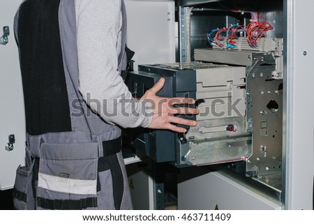 Low Voltage Panel Photos RoyaltyFree Images Vectors – Low Voltage Electricians
