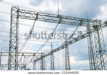 Electricity distribution.