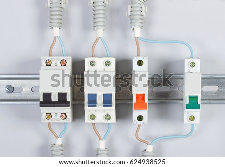 fuse box stock images royalty images vectors shutterstock electricity distribution box fuse box wires