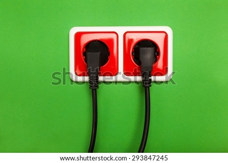 Electricity, Outlet, Electric Plug.