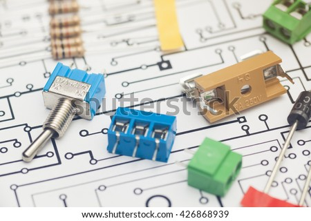 Electronic components and PCB design