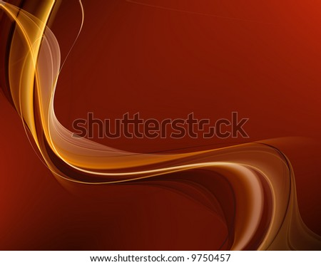 Elegance fractal abstract