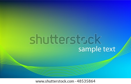 Elegant abstract business background - stock photo
