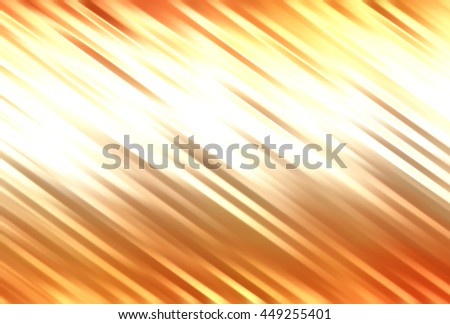 Elegant abstract diagonal orange background with lines
