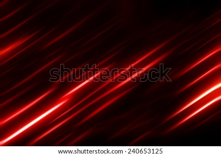 Elegant abstract diagonal red background with lines - stock photo
