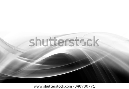 Elegant abstract for your awesome ideas - stock photo