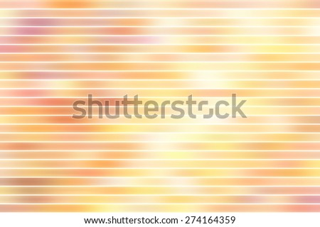 Elegant abstract horizontal golden background with lines - stock photo