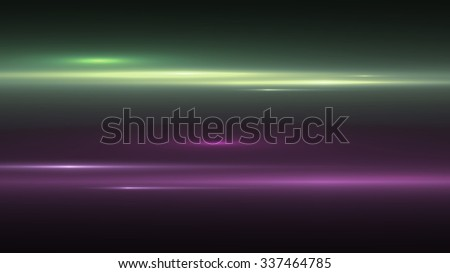 Elegant abstract horizontal multicolored background with lines