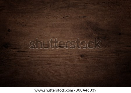 elegant brown wooden texture (for background). - stock photo