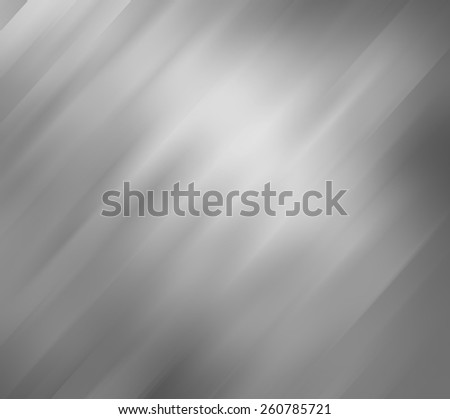 elegant burnished silver background with motion blur texture design, grey or black and white background color - stock photo
