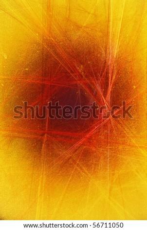 Elegant fractal background - stock photo