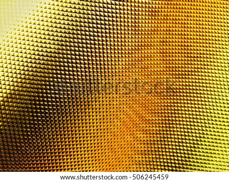 Elegant Golden wall decoration glitter backdrop for Holidays