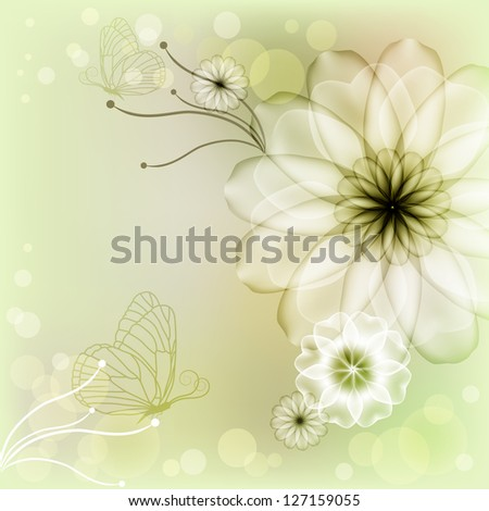 Light Green Abstract Background Images Elegant Light Green Background