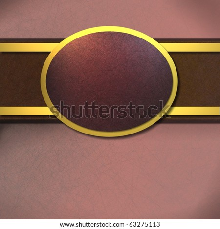 Elegant Mauve Purple Background Gold Accents Stock Illustration 63275113 - Shutterstock